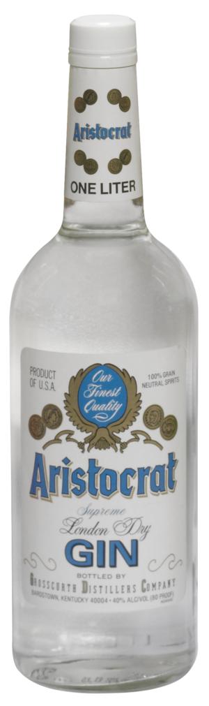 Aristocrat Gin Liter