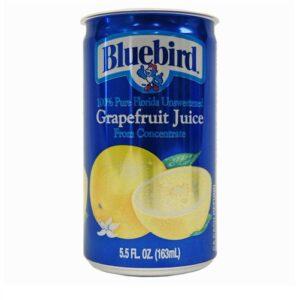 Blue Bird Grapefruit 12oz case