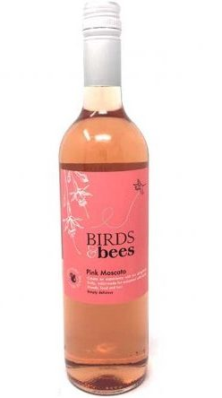 Birds And Bees Pink Moscato 750ml