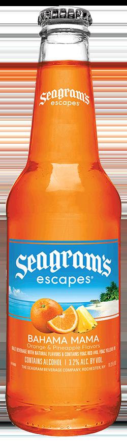Seagrams Coolers Bahama Mama Case