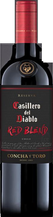 Casillero Red Blend