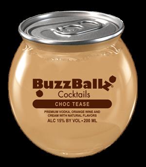 Buzzballz Choc Tease 6 Pack