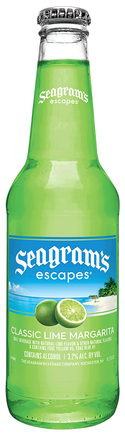 Seagrams Coolers Lime Case