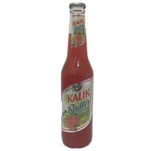 Kalik Guava Radler bottle 6 pack