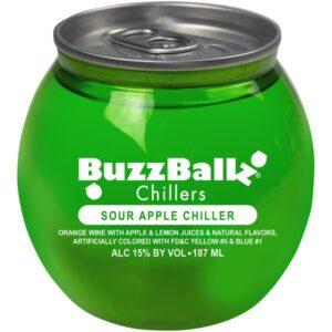 Buzzballz Sour Apple
